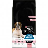 Purina Pro plan large adult Robust sensitive skin optiderma 14 Kg salmone
