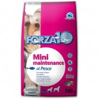 forza 10 mini maintenance pesce kg 1,5 e 4kg