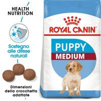 Medium Puppy cane Royal Canin 1 Kg