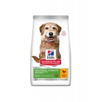 HILL'S Science Plan Canine Youthful Vitality Adult 7+ Small&Mini Pollo 250g