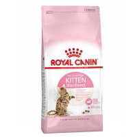 Kitten Sterilised Royal Canin 400 gr