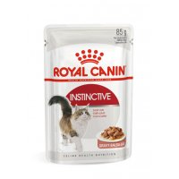 Instinctive buste salsa gatto Royal Canin 12x85gr