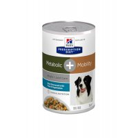 Hill's Prescription Diet Canine Metabolic+Mobility Tonno&Verdure 354g