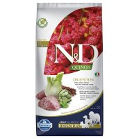Farmina N&D Quinoa Adult Digestion Agnello e Finocchio kg.2,5