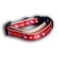 Collarino HIKING - SNOOPY Rosso [Muscat]