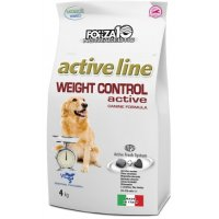 Forza 10 weight control 4kg cani diabetici