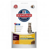 Hill's science plan gatto Urinary health sterilised pollo