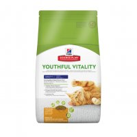 Hill's feline youthful vitality adult 7+