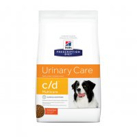 Hill's canine C/D multicare 2 5 12 Kg umido 370 gr