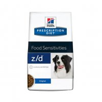 Hill's canine Z/D low e ultra 2 3 7,5 10 kg
