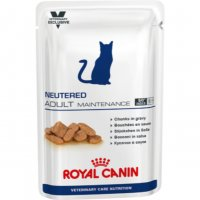 Neutered Adult Maintenance buste umido gatto 12x100gr