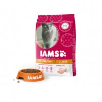Iams Cat Base Senior All Breeds Chicken kg 10
