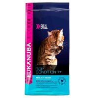Eukanuba Cat Base Senior TOP CONDITION 7+ All Breeds Chicken kg 10