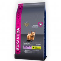 Eukanuba Dog Base Adult Small Breeds Chicken 7,5 e 12kg