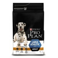 Purina Pro Plan Adult Large Athletic OptiHealth Pollo 3 e 14 kg