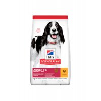 Hill's canine adult medium al pollo 2,5 e 12 kg