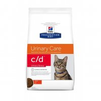 Hill's feline C/D urinary stress