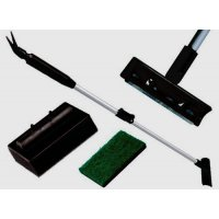 Raschietto ferplast blu 9019 kit completo professional