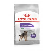 Mini sterilised cane Royal canin 3kg