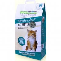 Lettiera per gatti 100% naturale breeder celect