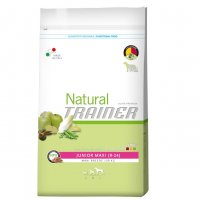Trainer Natural Dog Junior Maxi 12 KG