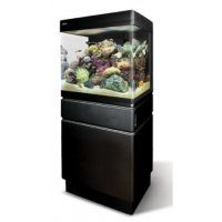 Acquario red sea marino + supporto + accessori