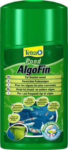 Tetra pond algofin 250ml tetra for Alghe filamentose laghetto
