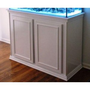 Supporto aquarium cabinet gray