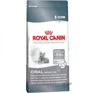 Cibo per Gatti ORAL SENSITIVE [30] Royal Canin