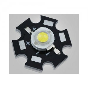 Chip led 3w 4v 6000k Bianco