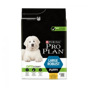 Purina Pro Plan Puppy Large Robust OptiStart Pollo e riso 3 e 12 kg