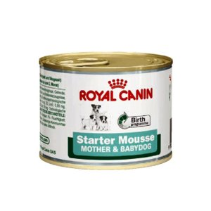 Royal canin starter mousse gr 195