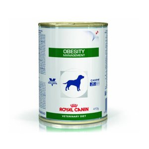 Cibo Umido per Cani Grassi OBESITY MANAGEMENT Royal Canin 410 gr