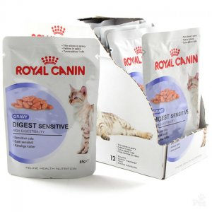 DIGEST SENSITIVE [9] 12x85gr (Bustine) Royal Canin