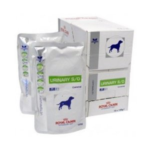 Royal Canin Urinary s/o 10x150 gr