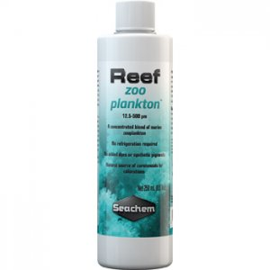 Reef zoo plankton per acquari marini 250 ml