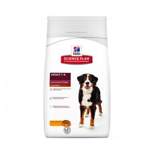 Hill\'s canine Adult large breed pollo 3 e 12 kg