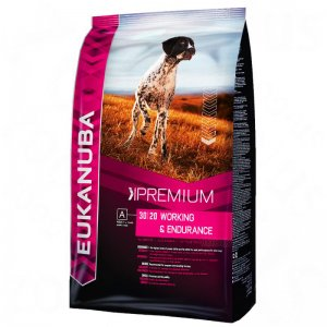 Eukanuba Dog Platinum Performance All Working Endurance Chicken kg 15