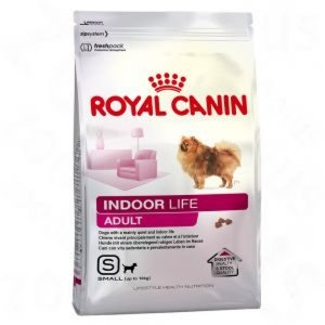 Royal Canin Life dog Indoor Adult small