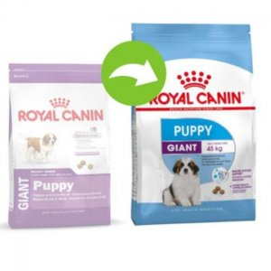 Royal Canin Giant Puppy 4 e 15 kg