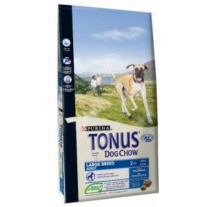 Purina Tonus dog chow Cane Puppy Large Breed Tacchino - 3 e 14 kg
