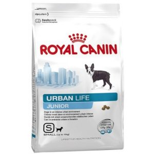 Royal Canin Life dog Urban Junior small