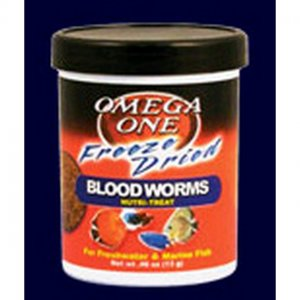 Omega one blood worms 300ml