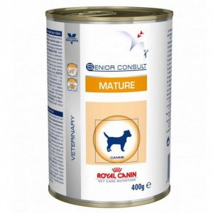 Royal canin umido senior consult mature gr 400 per cani anziani