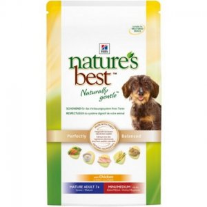 Hill\'s nature best mature adult 700 gr