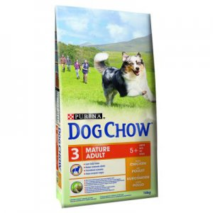 Purina tonus cane dog chow mature adult