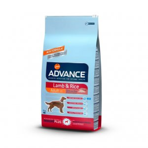 Advance Ad Adult agnello e riso 12 Kg