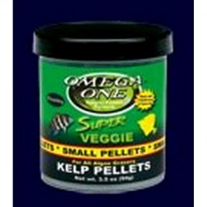 Omega one Seper veggie kel pellets 150ml