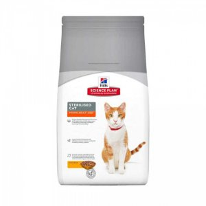 Hill\'s feline Sterilised cat young adult 300 gr pollo