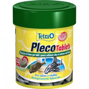 Tetra Pleco Tablets 66 ml 120 tabs